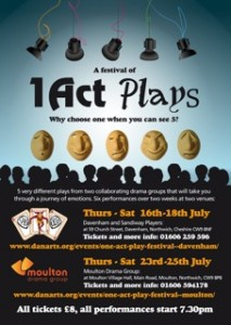 Festival of One act Plays